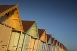 Beach Huts, Mersea Island Photographic Print by Richard Taylor