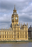 House of Parliament and Big Ben Photographic Print by Massimo Borchi