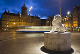 Dam Square Photographic Print by Guido Cozzi