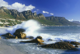 Clifton Beach in Cape Town Photographic Print by Peter Adams