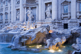Trevi Fountain Photographic Print by Stefano Amantini
