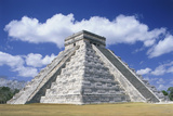 Chichen Itza in Yucatan State Photographic Print by Peter Adams