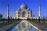 Taj Mahal Photographic Print by Peter Adams