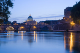 Tiber River Photographic Print by Stefano Amantini