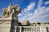 Castel Sant'angelo Photographic Print by Stefano Amantini