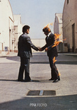 Pink Floyd Wish You Were Here Kunstdruck