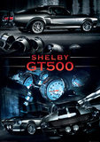 Ford Shelby Mustang GT500 Kunstdrucke