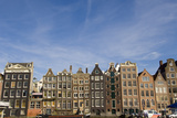 Row Houses in Amsterdam Photographic Print by Guido Cozzi