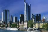 Frankfurt Fotodruck von Peter Adams