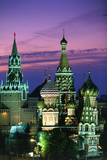 Cathedral of St. Basil the Blessed Photographic Print by Peter Adams