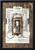 Linda Jade Charles Mozart Art Print Poster Poster