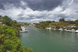 River, La Romana, Dominican Republic Photographic Print by Massimo Borchi