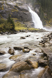 Krimmler Waterfall and River Photographic Print by Frank Lukasseck