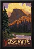 Half Dome, Yosemite National Park, California Posters