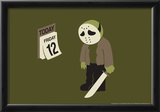 Friday the 12th Posters by  Snorg Tees