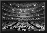 Metropolitan Opera New York City 1940 Archival Photo Poster Posters