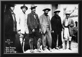General Pancho Villa (Group) Archival Photo Poster Posters