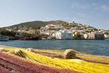 View of Agia Marina, Leros, Dodecanese, Greece Photographic Print by Guido Cozzi