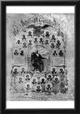 Louisiana Legislature (Members, 1868) Art Poster Print Prints