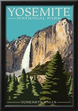Yosemite Falls - Yosemite National Park, California Photo
