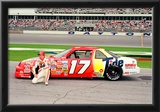 Darrell Waltrip Archival Photo Sports Poster Print Posters