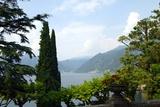 Villa Balbianello Park Facing Lake Como, Lenno, Italy Photographic Print by Stefano Amantini