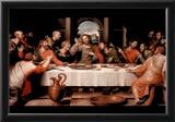 Last Supper religious Jesus Christ Art Print POSTER Poster