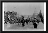 Suffrage Parade (Washington D.C., 1913) Art Poster Print Posters