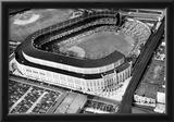 New York Yankees Original Yankee Stadium Aerial 2 Archival Photo Sports Poster Posters