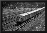Subway 7 Train Queens NYC Print