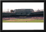 Fenway Park Panoramic Archival Photo Poster Posters