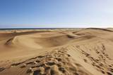Sand Dunes, Maspalomas, Gran Canaria, Spain Photographic Print by Guido Cozzi