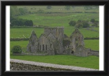 Cashel Castle (Ruins) Art Poster Print Photo