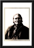 Frank Rinehart Geronimo Apache Indian Congres Art Print Poster Posters