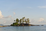 Petite Ile at Port Glaud, Mahe, Seychelles, Indian Ocean Islands Photographic Print by Guido Cozzi