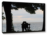 Silhouette, Gallery-Wrapped Canvas Stretched Canvas Print by Cody York