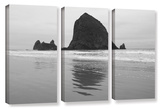 Goonies Rock, 3 Piece Gallery-Wrapped Canvas Set Gallery Wrapped Canvas Set by Cody York