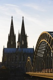 Cologne Cathedral (Dom) Photographic Print by Frank Lukasseck