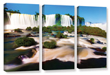 Brazil 2, 3 Piece Gallery-Wrapped Canvas Set Prints by Cody York