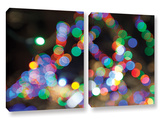 Bokeh 1, 2 Piece Gallery-Wrapped Canvas Set Prints by Cody York