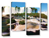 Brazil 2, 4 Piece Gallery-Wrapped Canvas Staggered Set Posters by Cody York