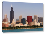 Chicago, Gallery-Wrapped Canvas Stretched Canvas Print by Cody York