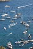 Boats in Port, Hvar Town, Hvar Island, Croatia Photographic Print by Guido Cozzi