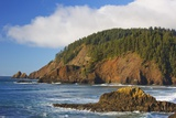 Afternoon Light along Short Beach and Indian Beach, Ecola State Park, Oregon Coast Photographic Print by Craig Tuttle