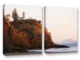 Lighthouse, 2 Piece Gallery-Wrapped Canvas Set Print by Cody York