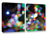 Bokeh 2, 2 Piece Gallery-Wrapped Canvas Set Posters by Cody York