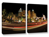 New York, New York, 2 Piece Gallery-Wrapped Canvas Set Prints by Cody York