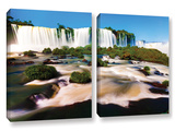 Brazil 2, 2 Piece Gallery-Wrapped Canvas Set Posters by Cody York