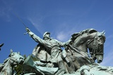 Civil War Monument, Washington, DC Photographic Print by Paul Souders