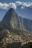 Machu Picchu, Peru, World Heritage Site Photographic Print by John and Lisa Merrill